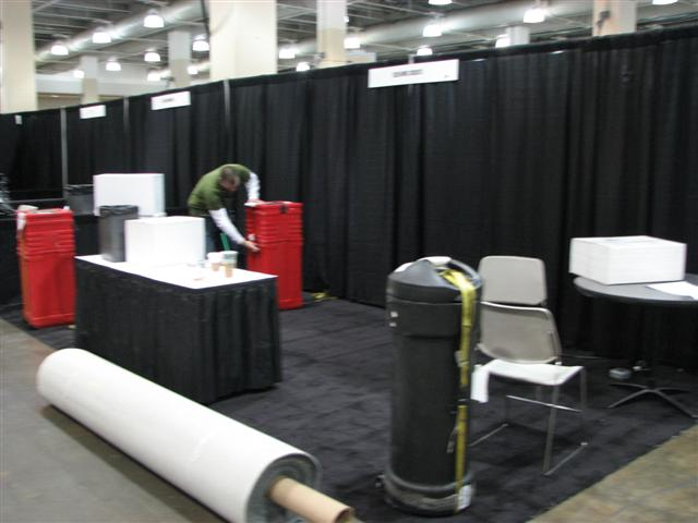 Booth 909 (Small)