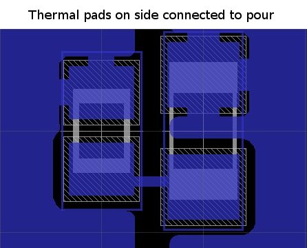 Pour-with thermal