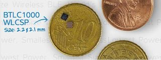 ATBTLC1000 on coins from Atmel site