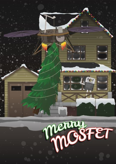 Merry MOSFET 2018