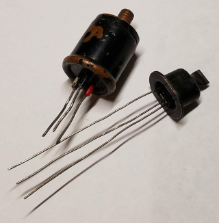 Early transistors